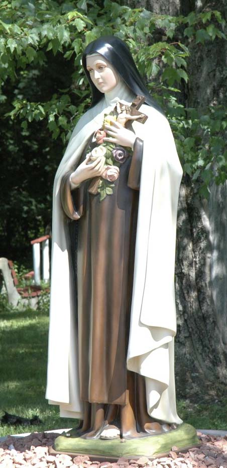 St. Theresa' Shrine - Nasonville, Rhode Island